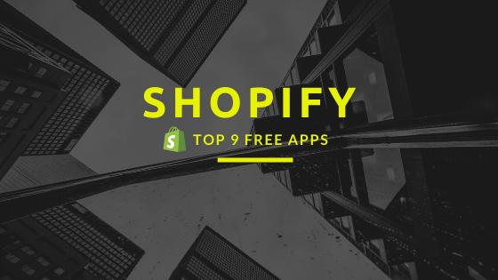 shopify free app