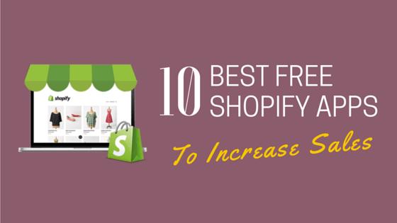 10-best-free-shopify-app