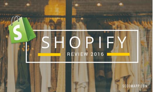 Shopify2016