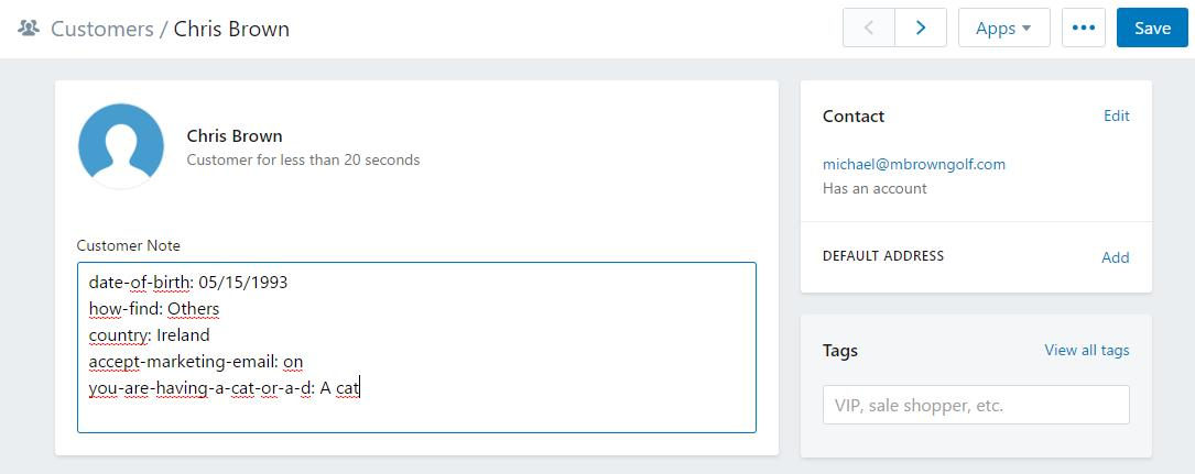 Customize Shopify customer account and cart page   Secomapp